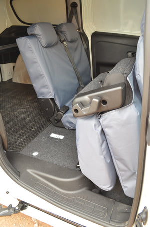 Fiat Doblo Van 2010 - 2018 Tailored Seat Covers