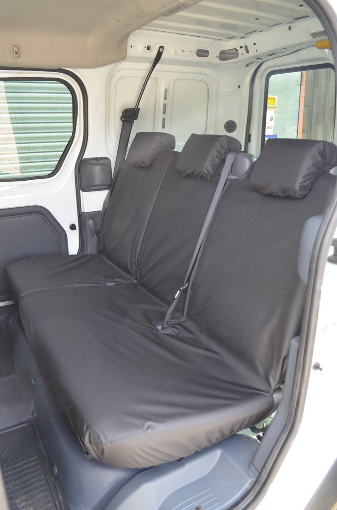 Ford Transit Connect 2002 - 2014 Rear Seat Covers