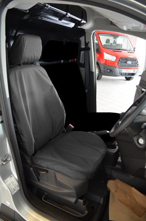 Ford Transit Connect Van 2014 - 2018 Tailored Waterproof Driver Seat Cover