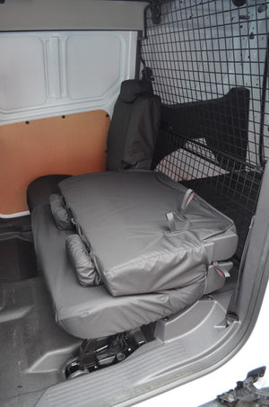 Ford Transit Connect 2018+ Tailored Seat Covers  Turtle Covers Ltd