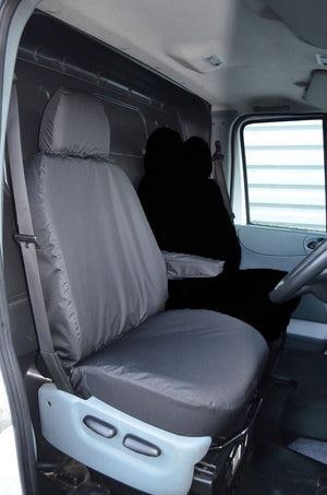 Ford Transit Van 2000 - 2013 Driver's Seat Tailored Seat Cover