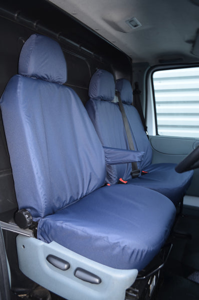 Ford Transit Van 2000 - 2013 Tailored Front Seat Covers