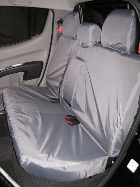 Mitsubishi L200 Double Cab (2006 to 2015) Tailored Seat Covers