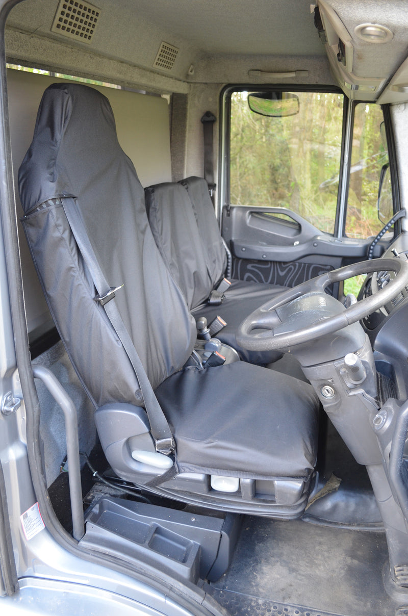 Iveco Euro Cargo 2008+ Front Seat Covers