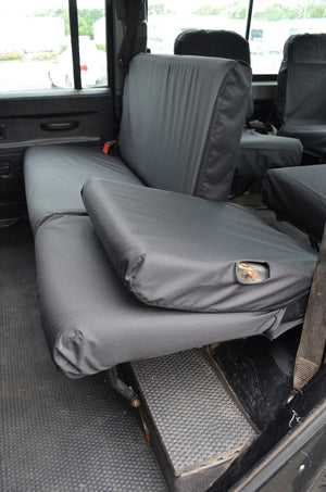 Land Rover Defender 1983 - 2007 Rear Seat Covers