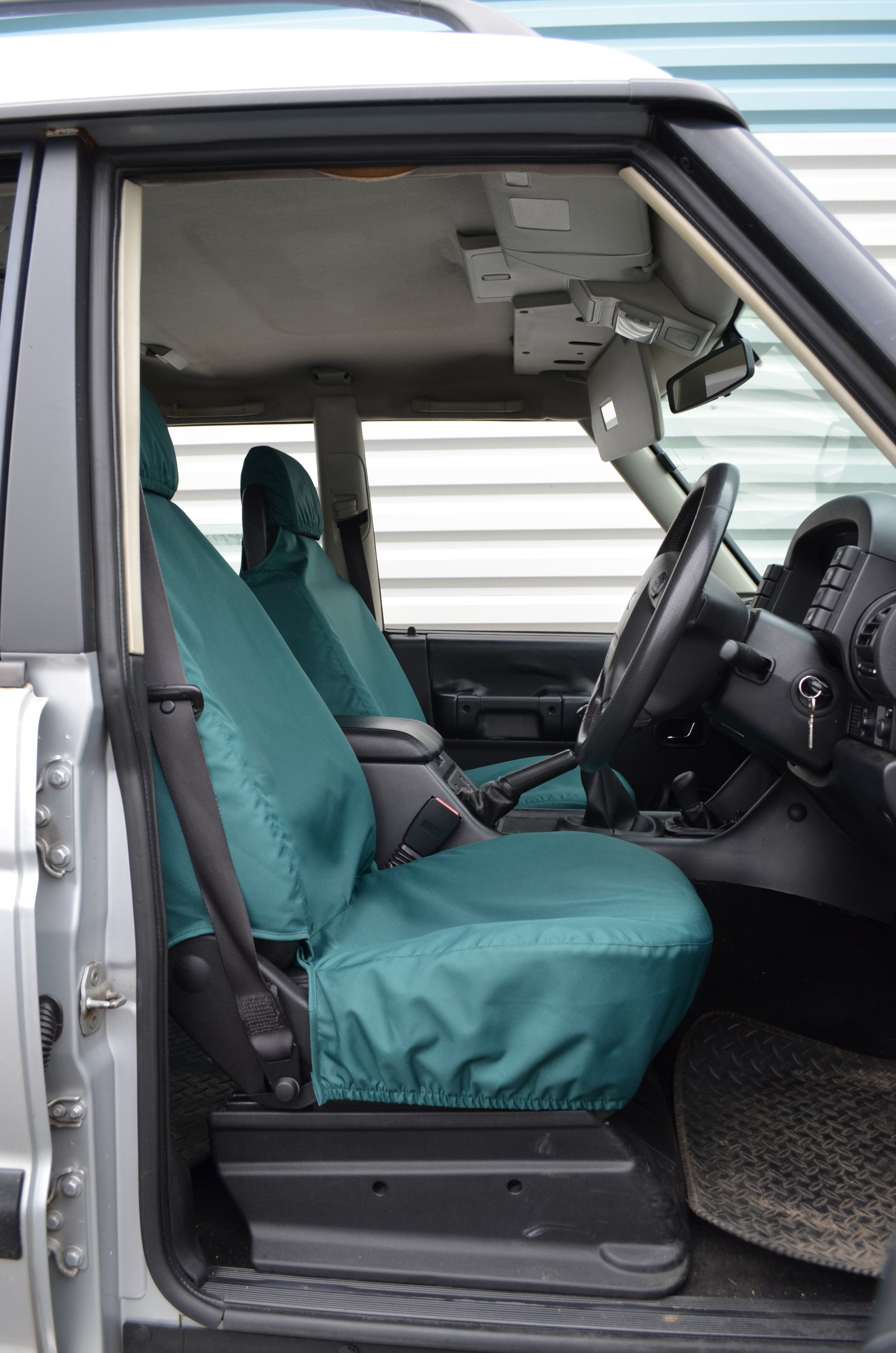 Land Rover Discovery 1998 2004 Series 2 Waterproof Seat Covers
