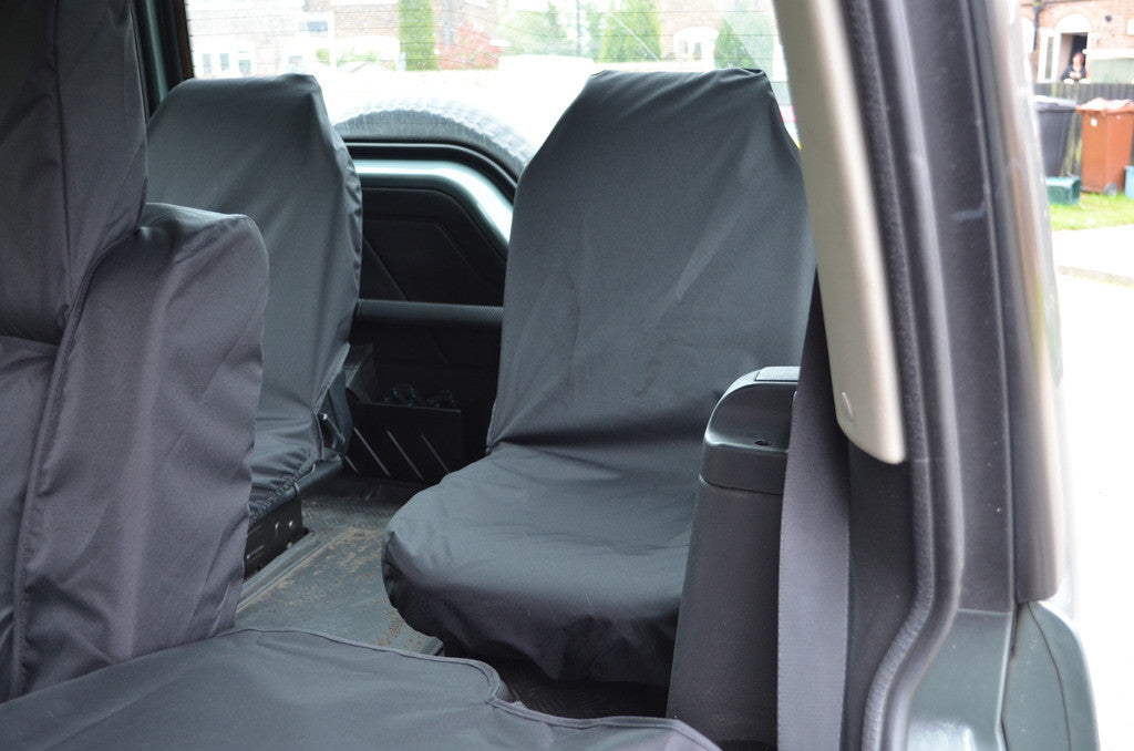Pleasing Land Rover Discovery 1998 2004 Series 2 Waterproof Seat Covers Caraccident5 Cool Chair Designs And Ideas Caraccident5Info