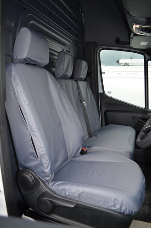 Mercedes Sprinter 2018+ Van Tailored & Waterproof Seat Covers