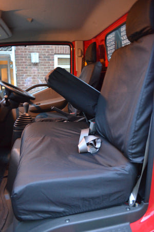 Nissan Cabstar 2007 Onwards Tailored and Waterproof Seat Covers