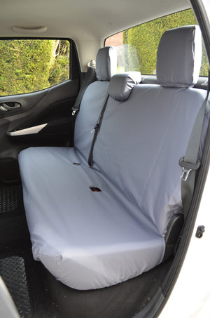 Nissan Navara NP300 Double Cab (2016 Onwards) Tailored Seat Covers