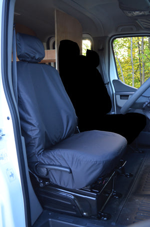 Vauxhall Movano Van 2010+ Tailored Waterproof Driver Seat Cover