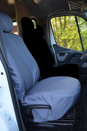 Nissan NV400 Van 2011+ Tailored Waterproof Driver Seat Cover