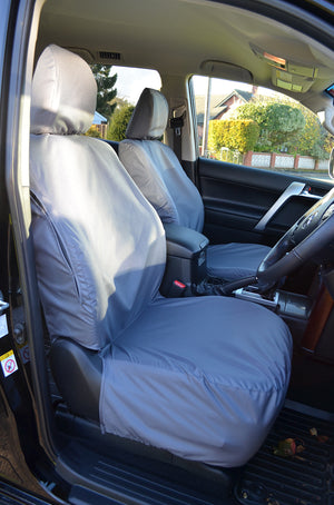 Toyota Land Cruiser 2009+ Tailored and Waterproof Seat Covers
