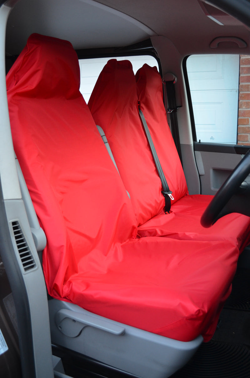 Universal Seat Covers (Single and Double) for Medium Vans