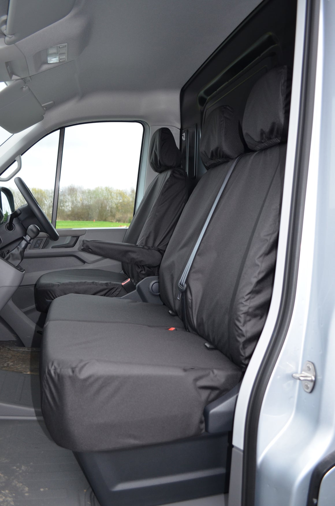 VW Crafter 2017+ Van Tailored & Waterproof Seat Covers