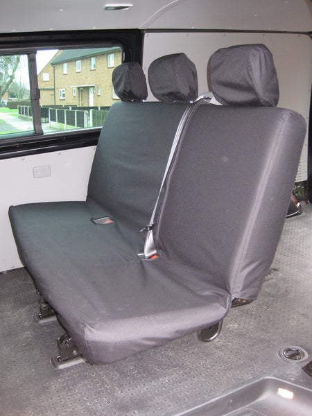 VW Volkswagen Transporter T6 Shuttle 2015 Onwards Seat Covers