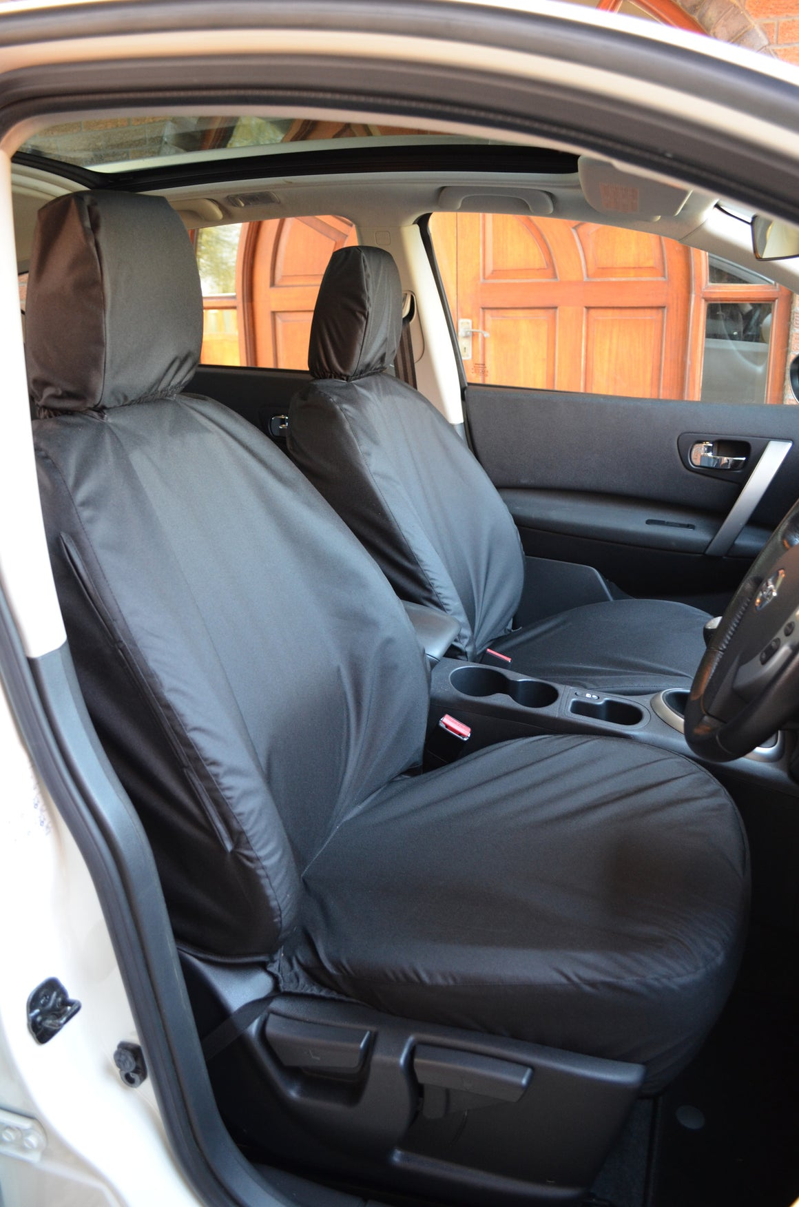 Nissan Qashqai 2007 - 2013 Tailored Seat Covers