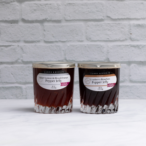 L&B Pepper Jelly Duo - Lunds & Byerlys Gifts