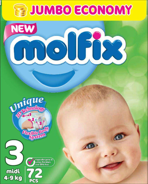 Pampers Molfix