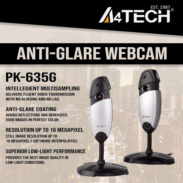 A4TECH Anti Glare Webcam