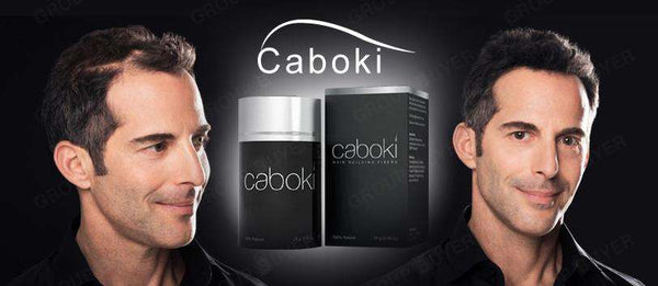 Caboki (Hair building Fibers)