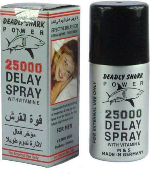 Delay Spray Dead shark 25000