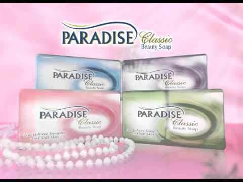 Pack of 12 Body Soap Paradise