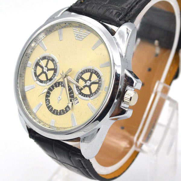 Quartz Chronograph Watch For Men