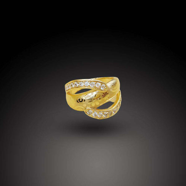 Stylish Curvy Design Ring