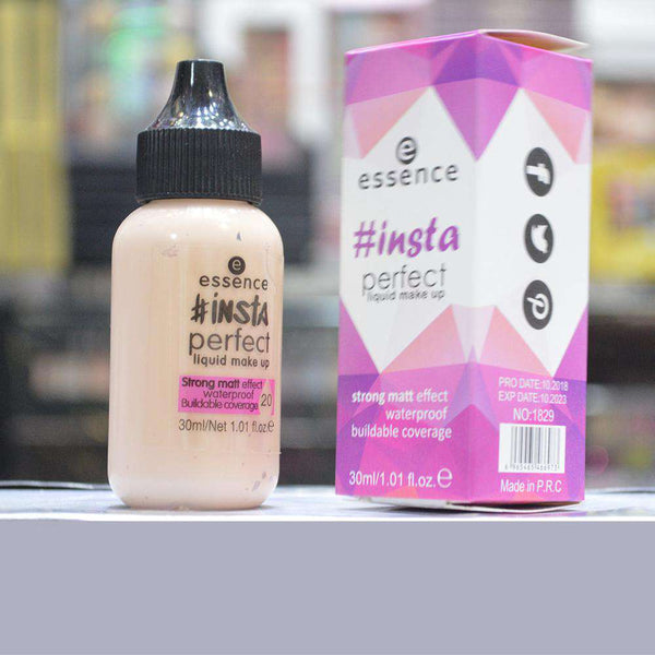 Essence Insta Perfect Liquid Makeup