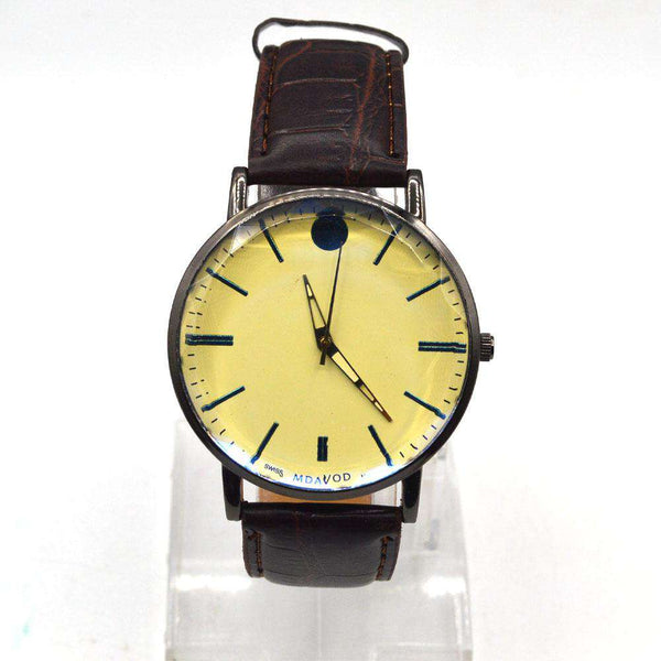 Two Tone Shade Strap Watch