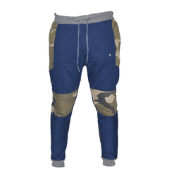 Army Style Printed Trouser For Boys