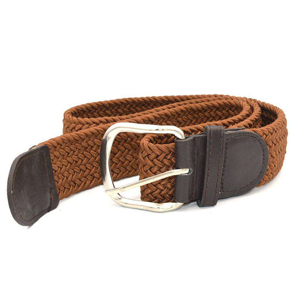 Stylish Brown Belt For Boys