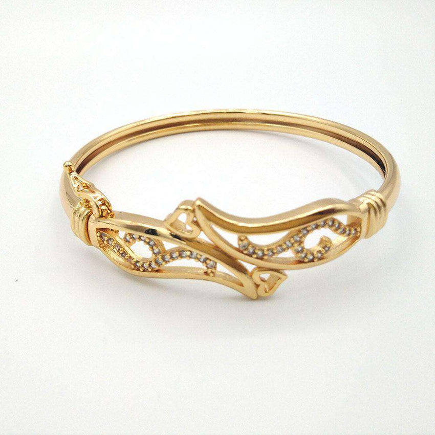 New Look Heart Design Bangle