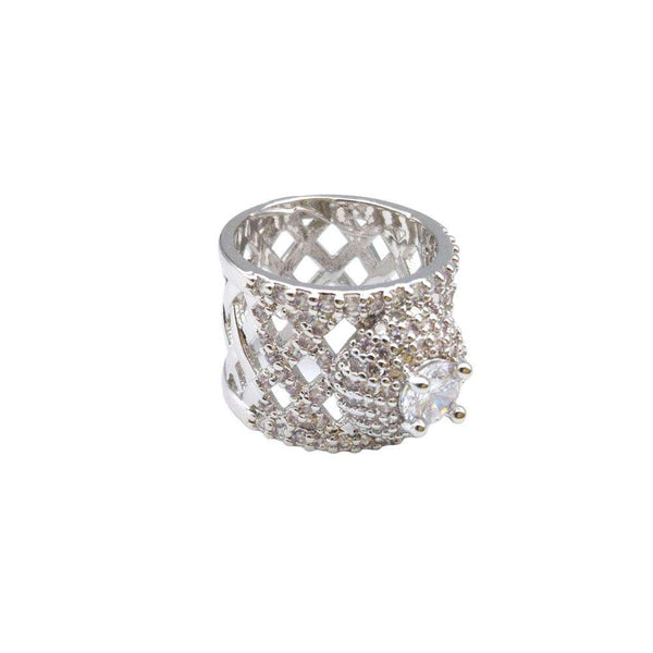 Silver Sterling Stylish Ring