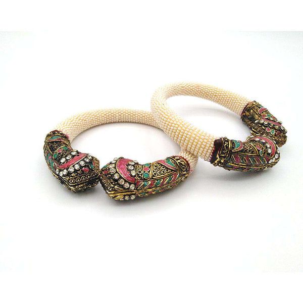 New Style Set of 2 Bangles For women