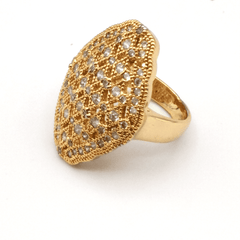 Gold Plated New Design Ring