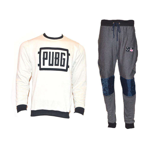 PUBG Sweat Shirt&Trouser