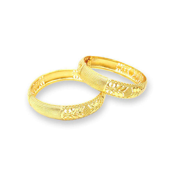 Set of 2 Stylish Bangles For Womens