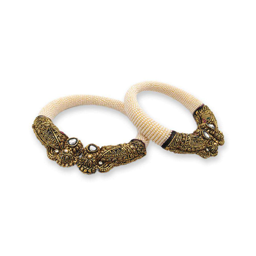 Stylish Design Bangle Set of 2