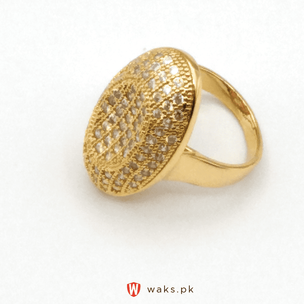 Beautiful Gold plated Ring
