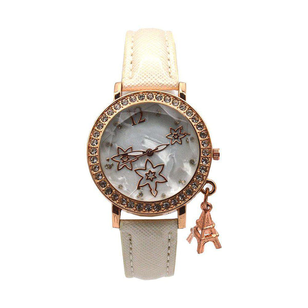 Ring Dial Watch For Girls