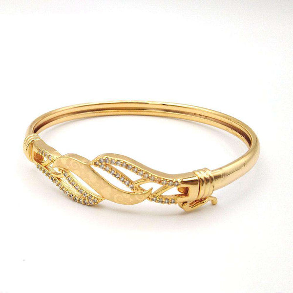 Curvy Style Bangle For Women