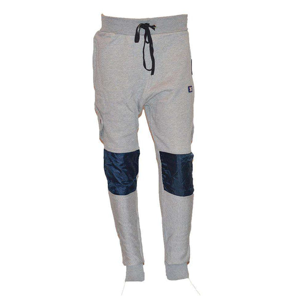 Grey Simple Trouser For Boys