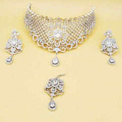 New Style Silver Color Jewelry Set