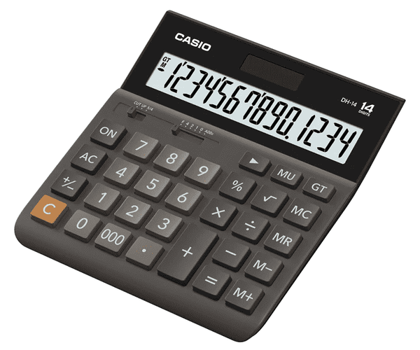 Casio Calculator DH140