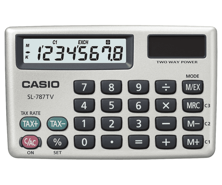 Calculator SL787
