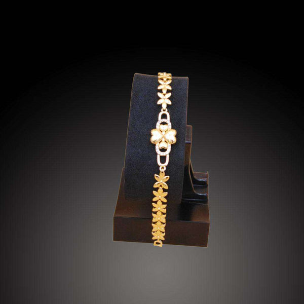 Stylish Golden Color Bracelet For Girls