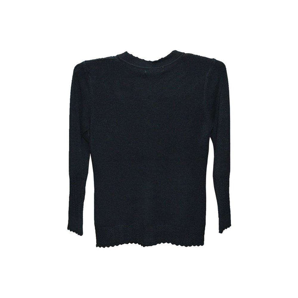 Black Full Sleeve Sweater