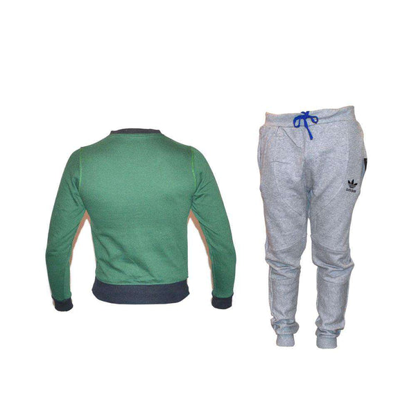 Greenish Sweat Shirt& TrOUSERS